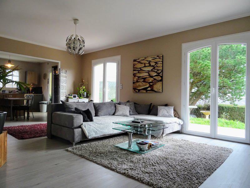 House 5km from Vannes center, 4 bedrooms, garden 1000m2