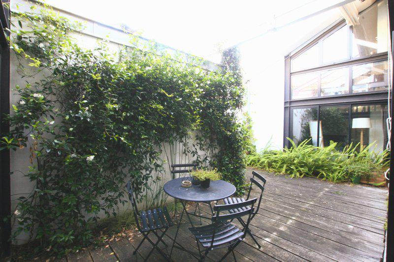 Capuchin house type loft 3 bedroom patio garage
