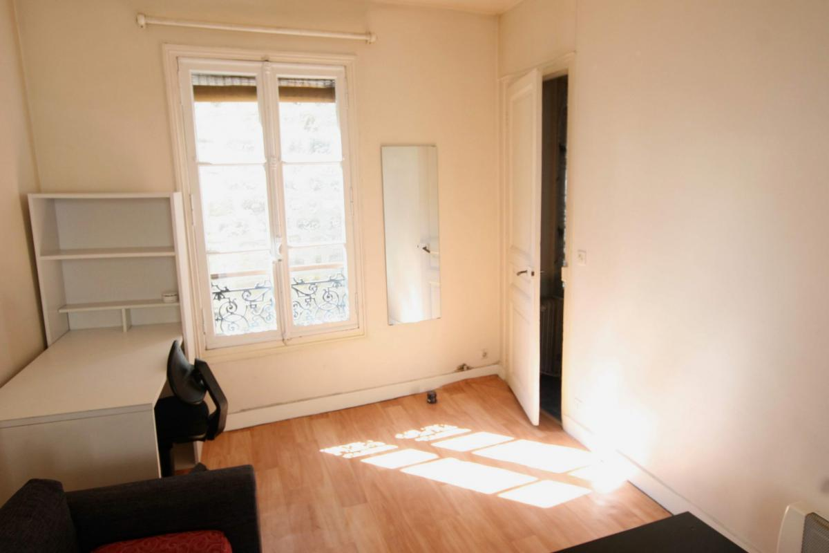 Apartment 20m2 on the 3rd and last floor