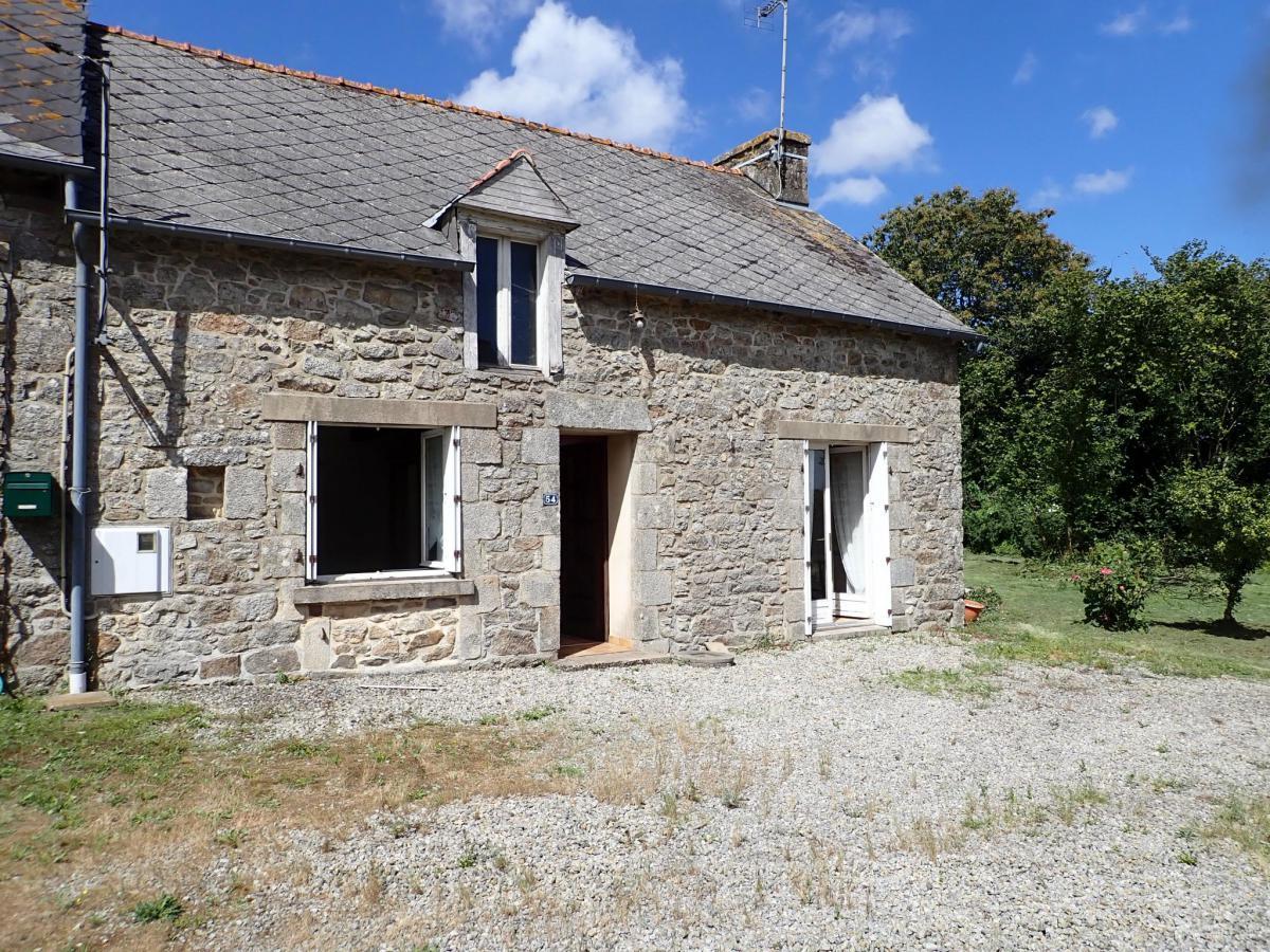 Stone outbuilding house