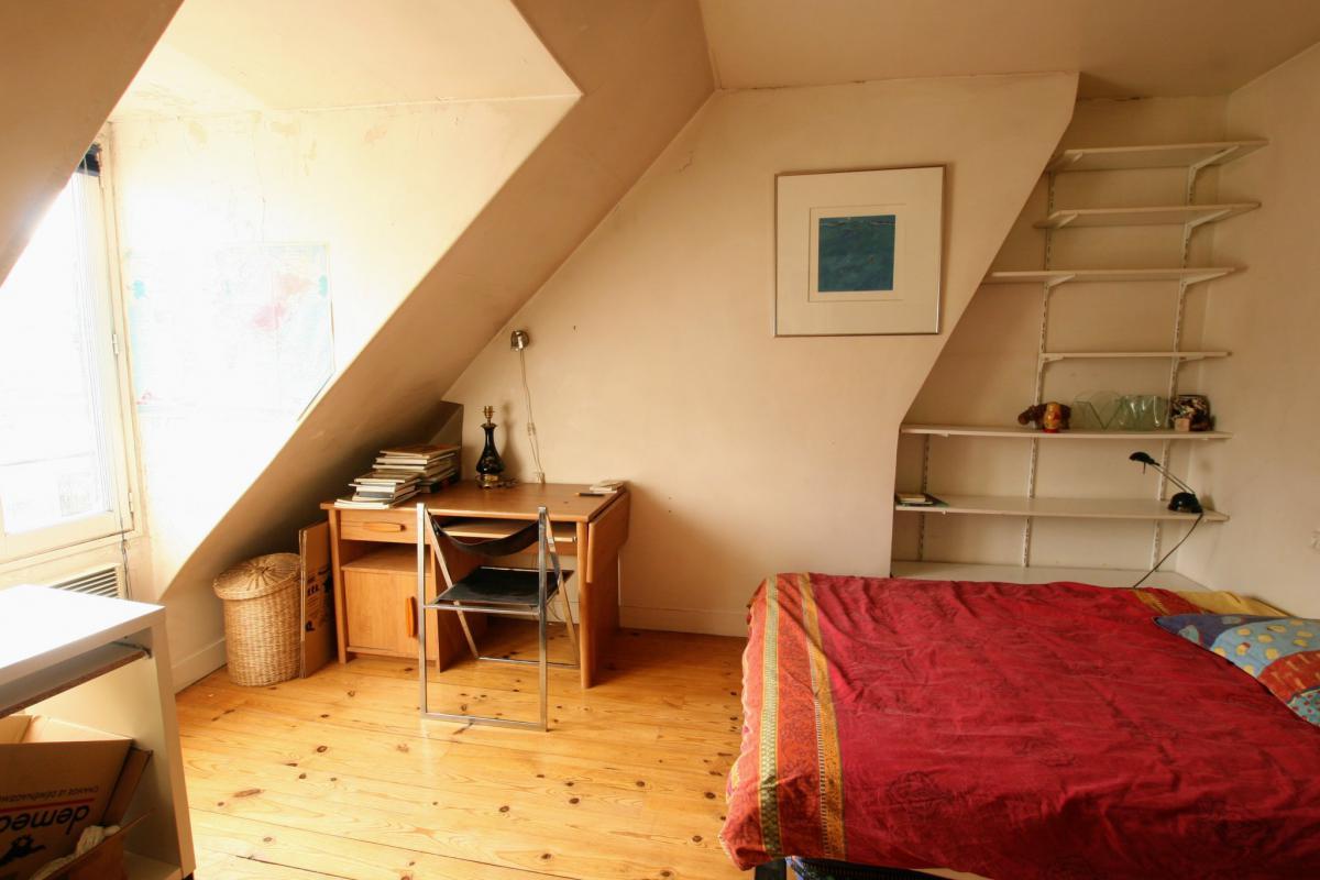 Flat duplex 100,30m2 Carrez 3 ch balcony