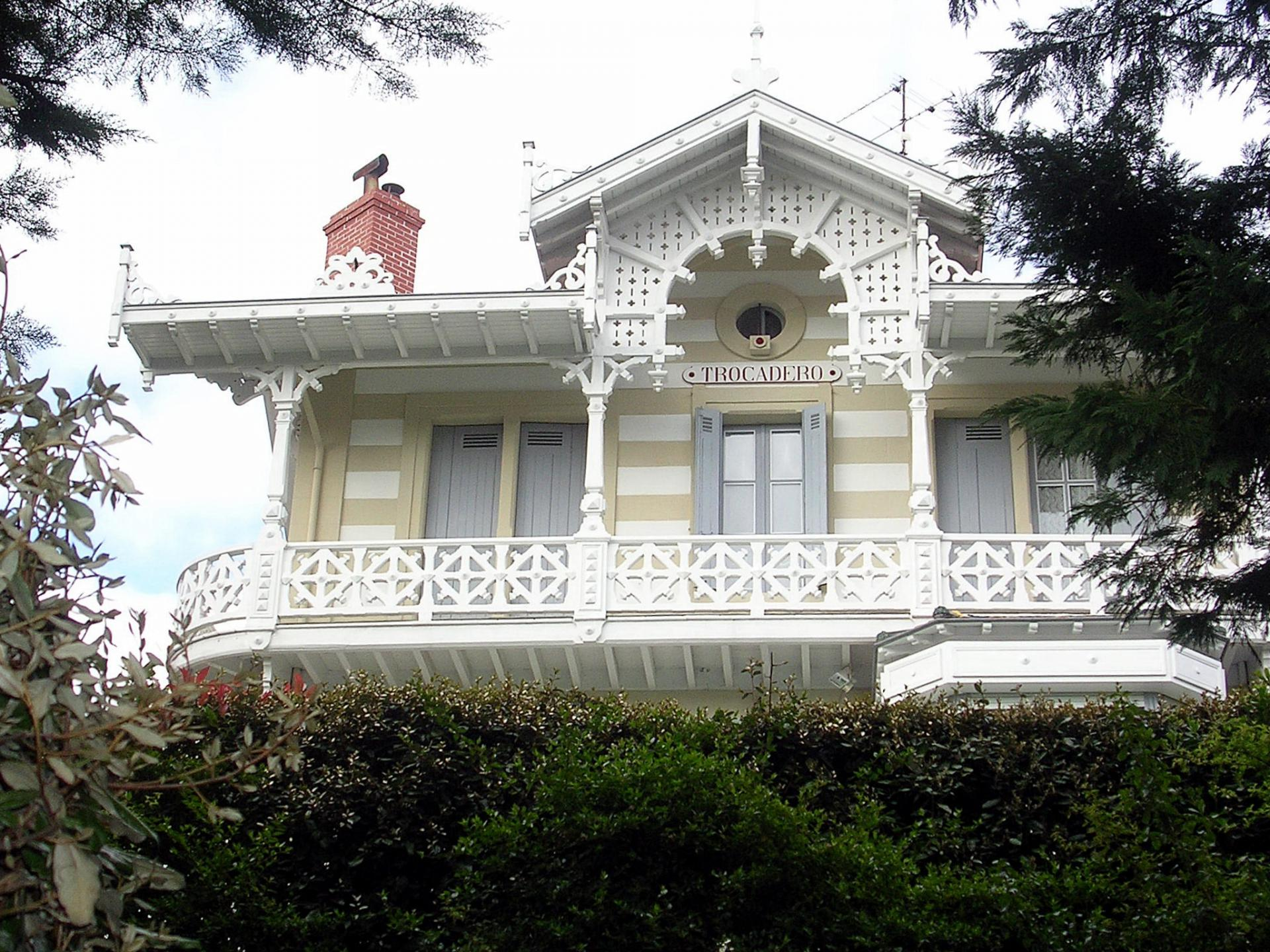 Villa Trocadéro, Arcachon Ville d
