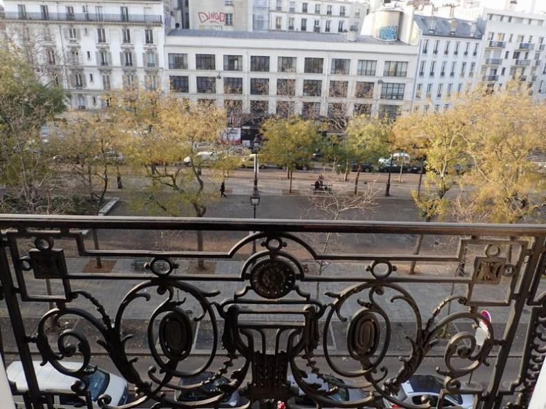 Paris 11è Bastille Appartement 4è étage 2 ch Cave