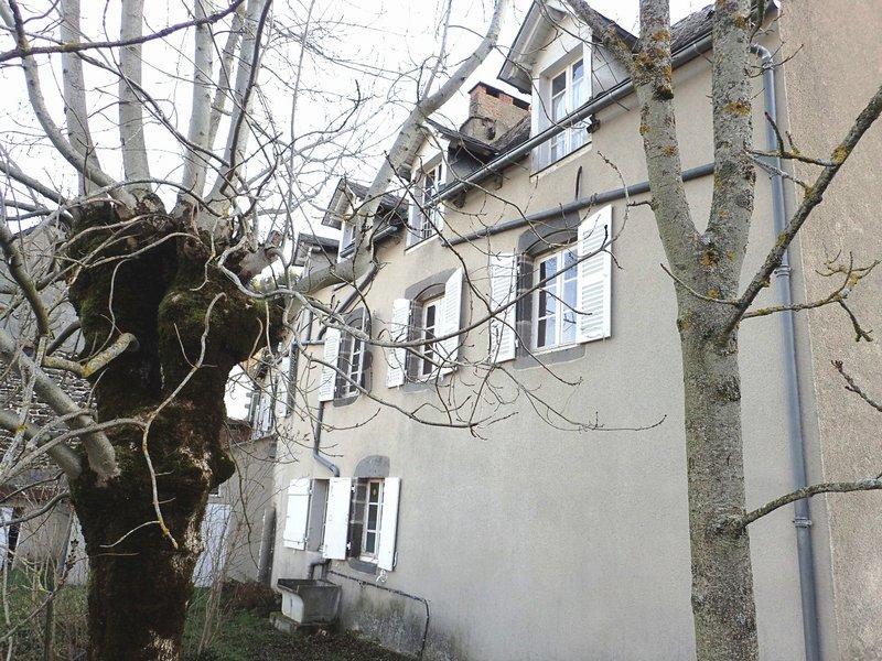 Grande maison ancienne à rénover centre bourg