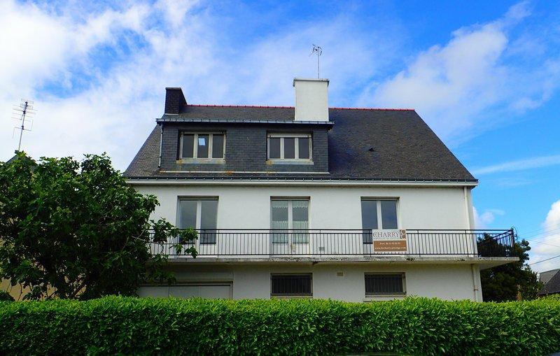 Maison Albert 1er jardin 450m2 habitables