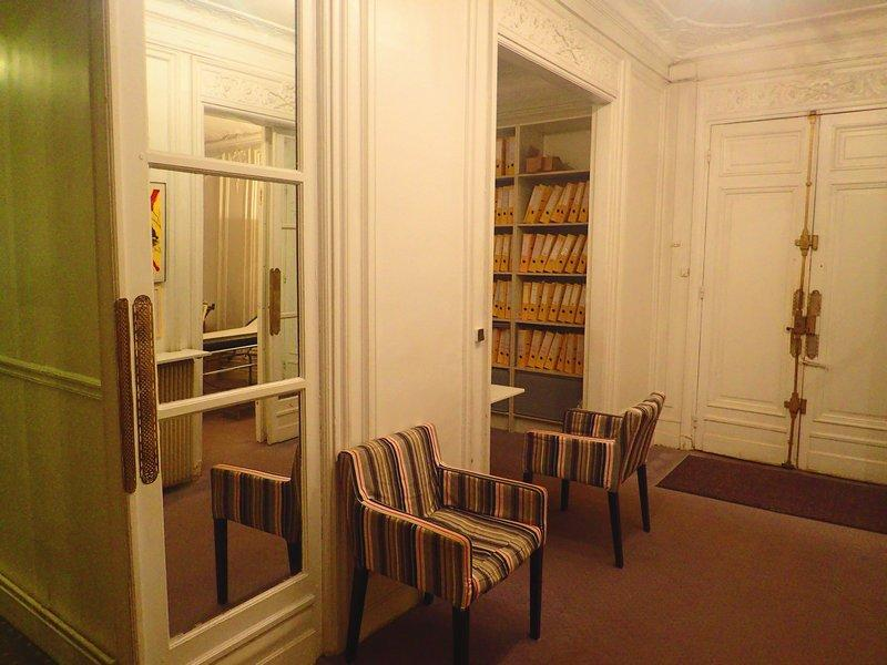 Appartement 136m2  Invalides 4 chambres