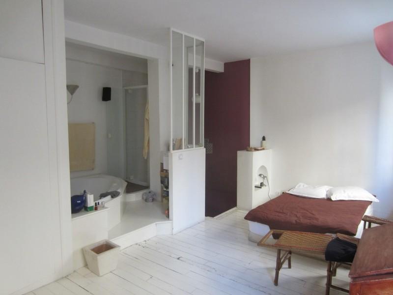 Appartement duplex 1 ch au calme -  Paris 18e