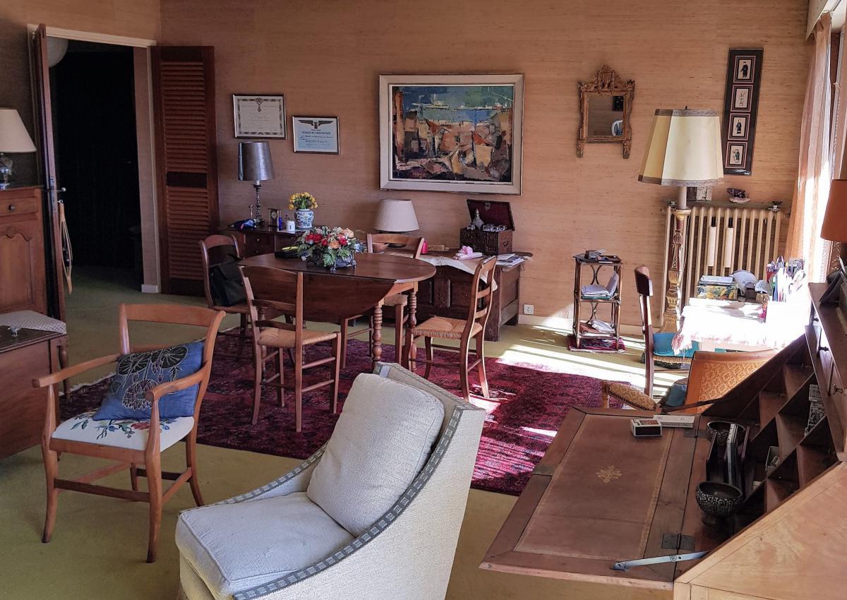 Appartement 2 chambres balcon vue rivière d