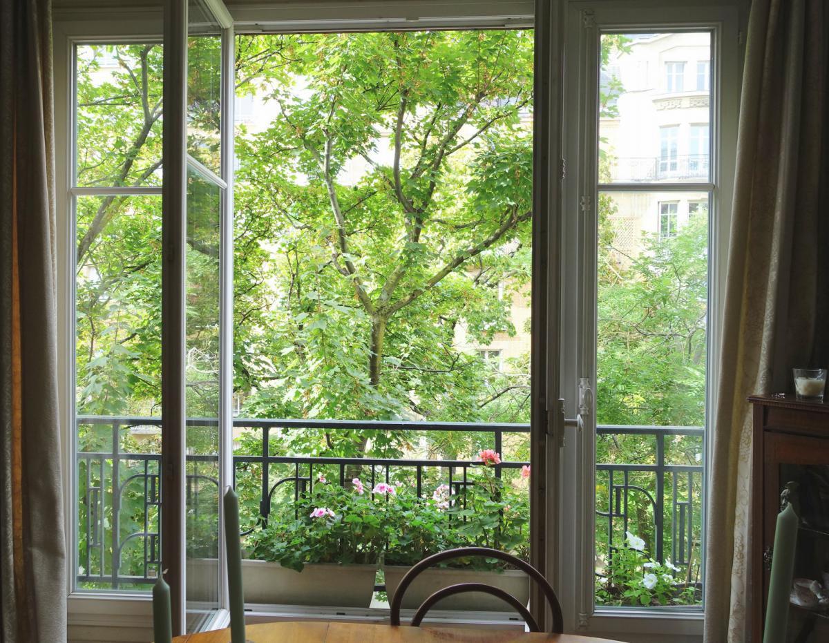 Auteuil J-B-Say Appartement ancien 3 ch 4e étage