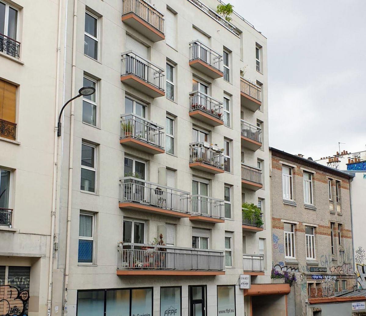 Appartement Viager occupé 47m2 balcon