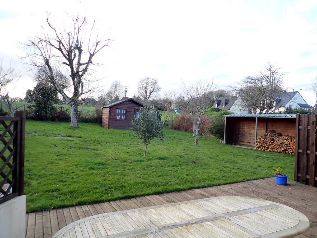 Maison familiale 3 ch jardin garage