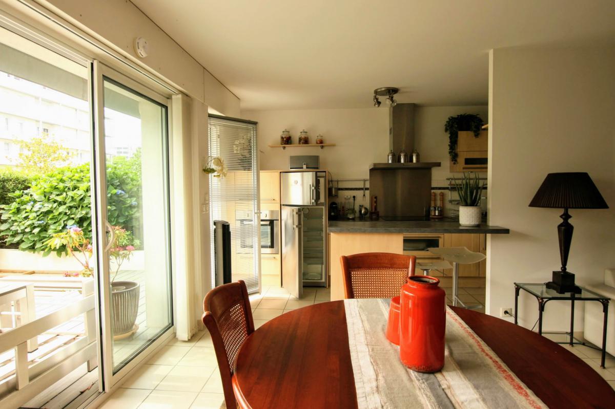 Appartement terrasse 2 ch garage