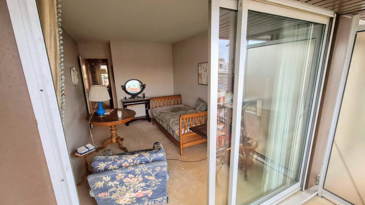 Appartement 75,25m2 Carrez 2 balcons