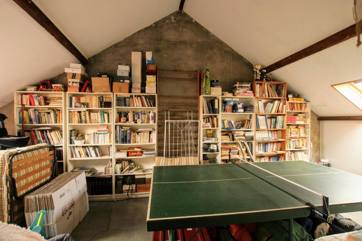 Maison 5 ch bureau garage jardin
